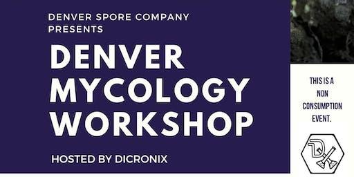 Denver Mycology Workshop