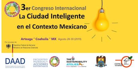La Ciudad Inteligente en el Contexto Mexicano entradas