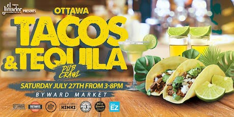 Ottawa Tacos & Tequila Pub Crawl tickets