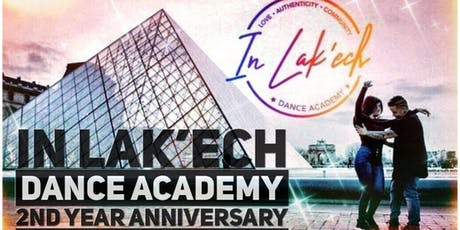 In Lak'ech Dance Academy 2nd Year Anniversary tickets