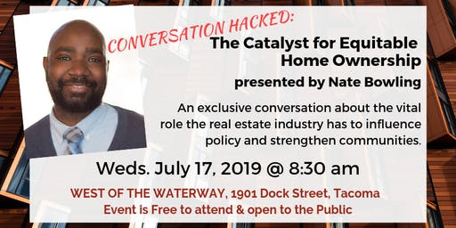Convo Hacked: The Catalyst for Equitable Home Ownership w/Nate Bowling