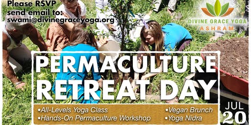 Permaculture Retreat Day