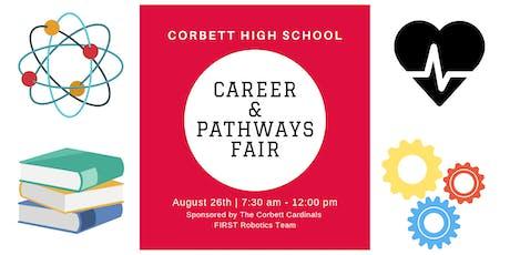 Corbett High School Career and Pathways Fair tickets
