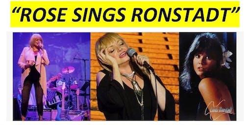 "Rosemary Butler: ""Rose Sings Ronstadt"""