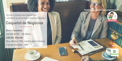 Coquetel de Negócios RME - Agosto