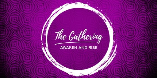 "The Gathering: ""Awaken and RISE"" ONLINE with Angela Martin-King"