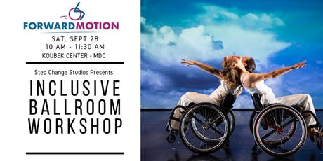 Forward Motion Workshop #4: Step Change Studios tickets