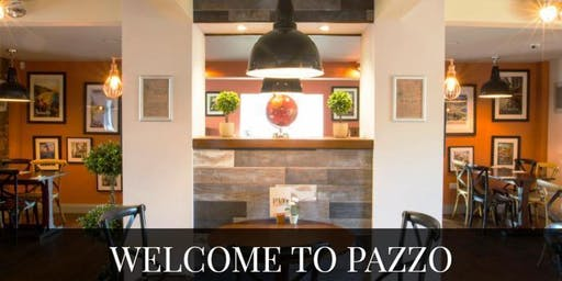 Taster Event at Pazzo Stanley for DBN Members