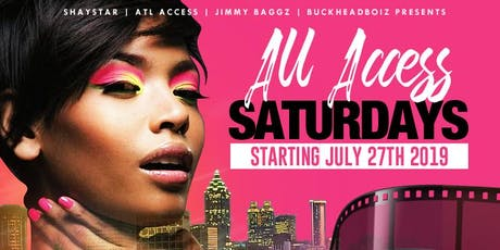 All Access Saturdays tickets