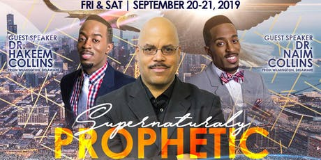 Supernaturally Prophetic Encounter - Chicago tickets