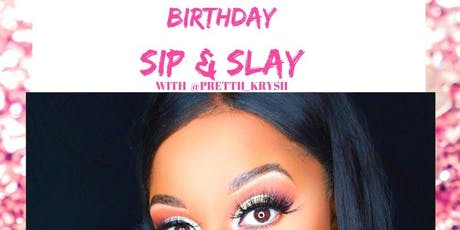 Sip and Slay with Prettii Krysii tickets