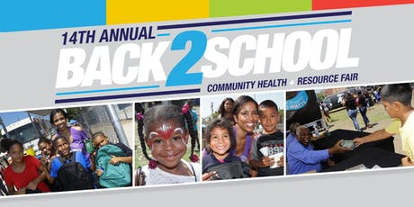 Back2School 14 Volunteer Registration tickets