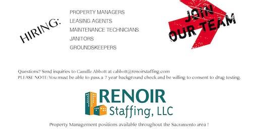 Renoir Staffing