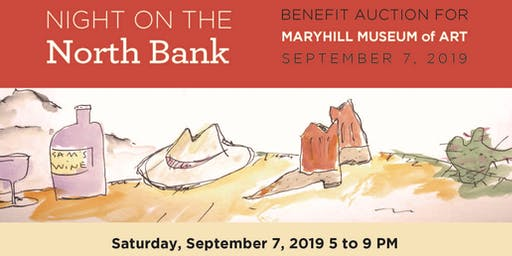 Night on the North Bank: Annual Benefit Auction for Maryhill Museum of Art