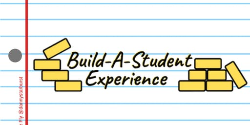 Build-A-Student Experience Back to School Event
