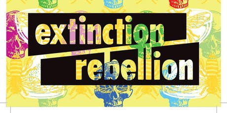 Extinction Rebellion Talk: Heading for extinction and what to do about it?  tickets