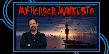 My Horror Manifesto tickets