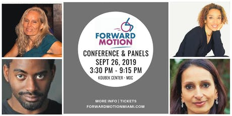 Forward Motion Conference tickets