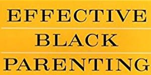 Effective Black Parenting Fall Course