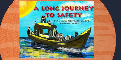 A Long Journey to Safety Book Release Party!