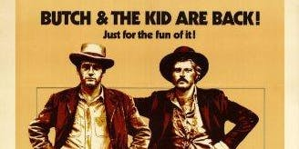 Movie - Butch Cassidy and the Sundance Kid
