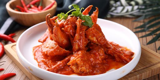 Singapore Street Food and Chilli Crab