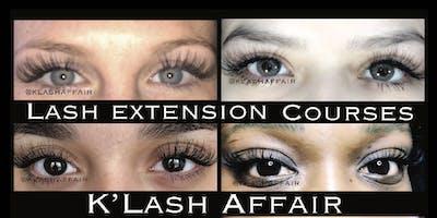 Raleigh Eyelash Extension Course