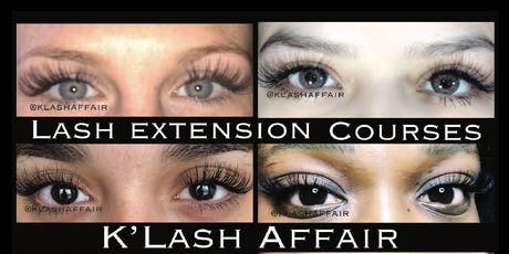 Raleigh Eyelash Extension Course tickets
