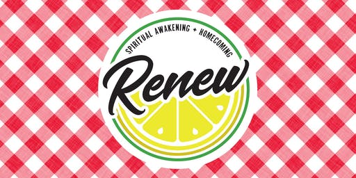 RENEW: spiritual awakening + homecoming