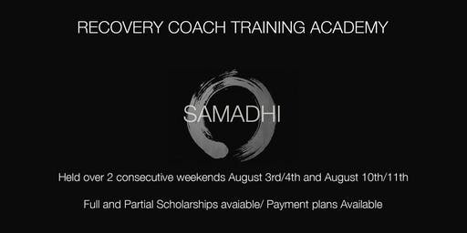 Recovery Coach Training Academy