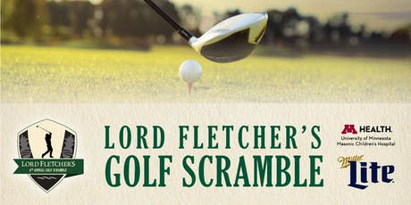 6th Annual Lord Fletcher's Golf Scramble tickets