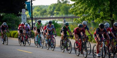 West Dundee River Challenge 2019 - Intelligentsia Cup Bicycle Racing Event