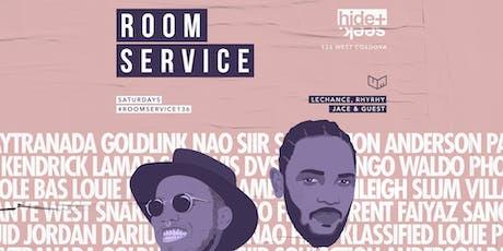 HIDE + SEEK presents Room Service Jul 20 tickets