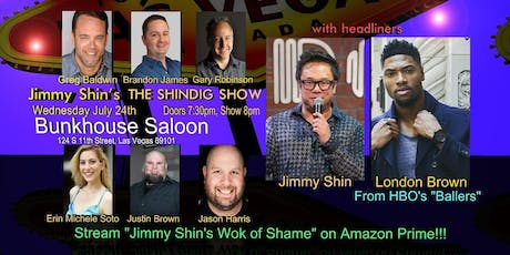 Jimmy Shin's The Shindig Show tickets