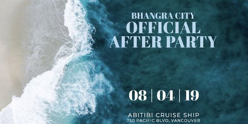 Bhangra City Official Afterparty