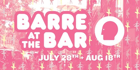 Thin Man Brewery's Barre at the Bar! tickets
