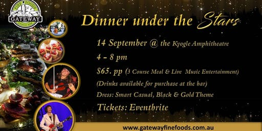 Kyogle Amphitheatre - Dinner Under the Stars