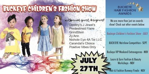 Buckeye Children's Fashion Show