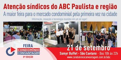 8ª Feira Condomínio Convantagem - ABC PAULISTA ingressos