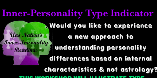 Inner Personality Type Indicator Workshop
