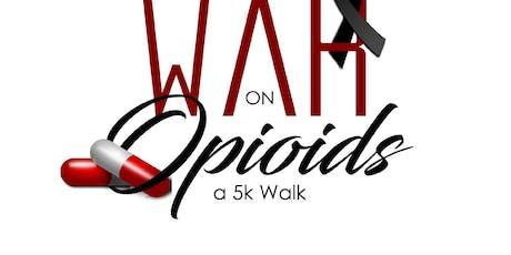 Walk Against Opioids tickets