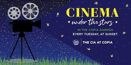 """Cinema Under the Stars: """"Chocolat"""" tickets"""
