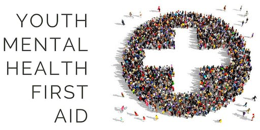 YOUTH Mental Health First Aid - Sept 2019