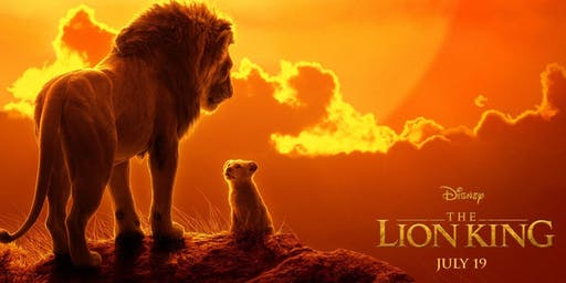 "Premiere of Lion King 2019-""Adults Only"""