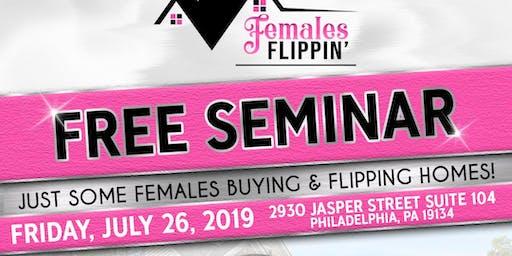 Females Flippin Seminar
