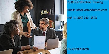 Lean Six Sigma Black Belt (LSSBB) Certification Training in Fayetteville, AR entradas