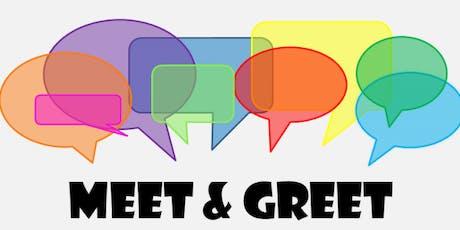Meet & Greet Portuguese  Lesson & Food Tour  ingressos