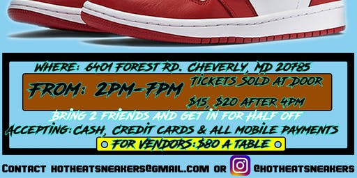 Hot Heat Sneaker Fest