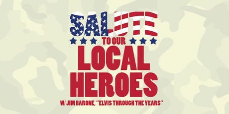 Salute To Our Local Heroes tickets