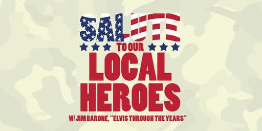 Salute To Our Local Heroes